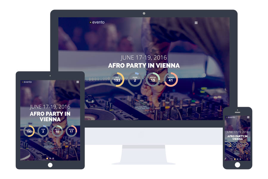 evento-joomla-template